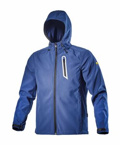 DIADORA SOFTSHELL SAIL BLUE L